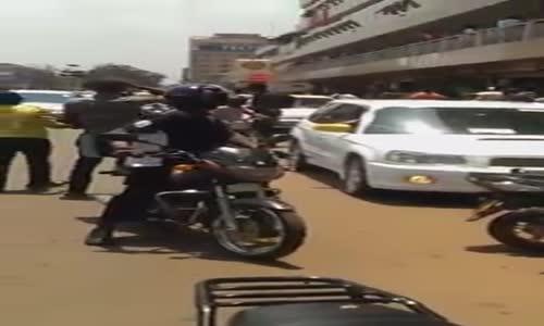 Jamaa aliyekusudia kujiua kwa kujirusha toka juu ya ghorofa.