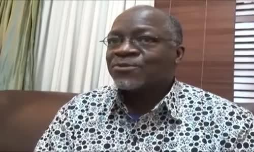 Mtazame Rais Magufuli akimtangaza katibu mkuu mpya