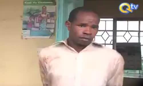 Jamaa toka Uganda abaka kondoo