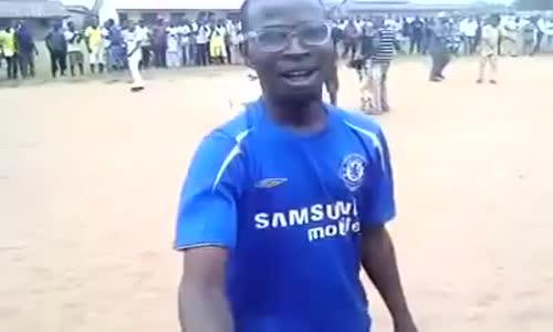 Mpambano mkali wa Mabeberu  (Goats Fight.)