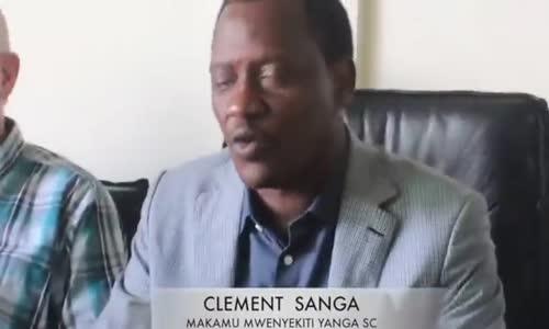 Lwandamina akitambulishwa rasmi Yanga sc.