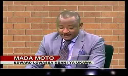 Mada Moto wakizungumza kuhusu Lowassa ndani ya UKAWA