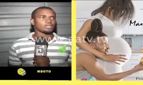 Tunda Man adanganya kuhusu filamu ya 'Mama Kijacho'