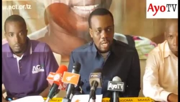 Aliyoyazungumza Zitto kuhusu yeye kusakwa na polisi.