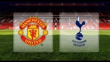 Angalia  Manchester United  ilivyopigwa goli 3 - 0 na Tottenham