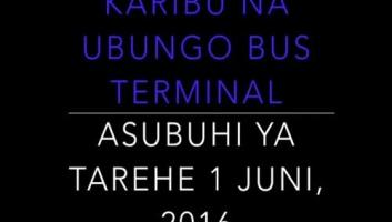 Trafiki Polisi Anaswa akichukua Rushwa Ubungo Dar.