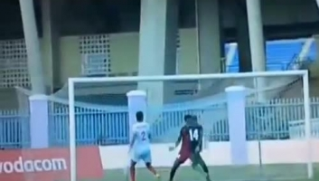 Goli la African Lyon vs Simba
