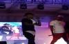 Diamond Platnumz na Ne-Yo walivyopagawisha Mwanza.