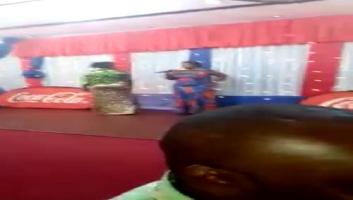 Vunja mbavu na Miss Bantu sehemu ya kwanza.