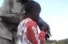 Mtoto akiRap kwenye mkutano wa UKAWA Arusha
