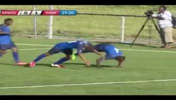 Kifo cha mchezaji wa u20 mbao FC.