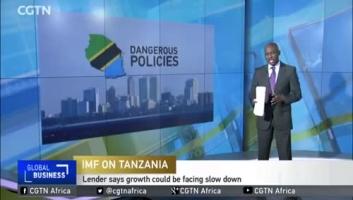 Taarifa ya IMF kuhusu uchumi wa Tanzania